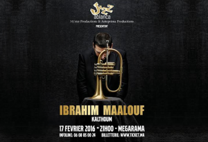 location voiture Maroc Casablanca jazzablanca 2016 ibrahim maalouf