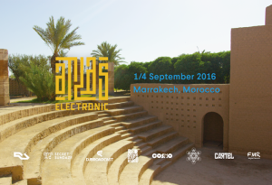 location voiture maroc atlas electronic and arts festival marrakech