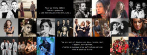 Les artistes du festival Tanjazz 2017